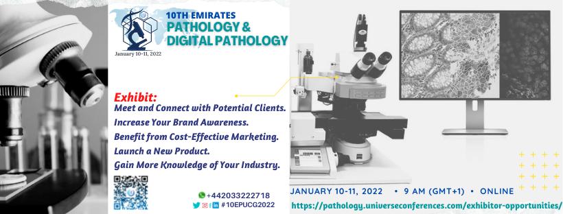 Emirates Pathology & Digital Pathology Conference